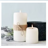 spa aroma candle